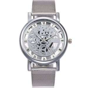 Accessories - ⌚️NEW⌚️ Unisex Luxury Stainless Quartz Watch